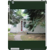 Cement Cottage iPad Case/Skin