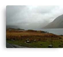 Wast Water, Wasdale. Canvas Print