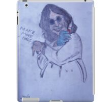 Ozzy iPad Case/Skin