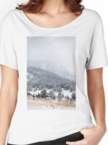 Cold breath of fresh air Women's Relaxed Fit T-Shirt