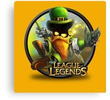 Veigar League of Legends Canvas Print