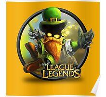 Veigar League of Legends Poster