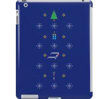 MERRY WHOVIAN CHRISTMAS  iPad Case/Skin