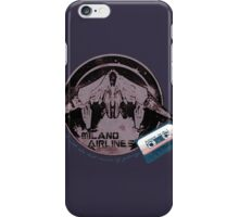Milano Airlines iPhone Case/Skin