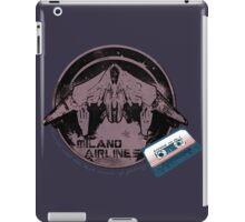 Milano Airlines iPad Case/Skin