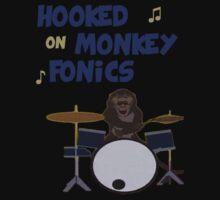 Monkey fonics T-Shirt