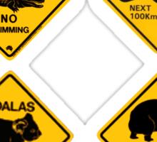 This is Australia Sticker