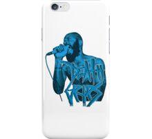 Death Grips | Colour Blue iPhone Case/Skin