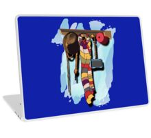 GUESS WHO'S COMING DINNER???  Laptop Skin