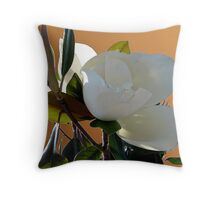 Magnolia 1 Throw Pillow