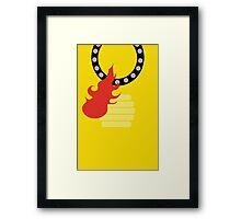 Bowser! Framed Print