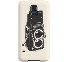 Camera: Rolleiflex Samsung Galaxy Case/Skin