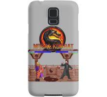 MORAL KOMBAT Samsung Galaxy Case/Skin
