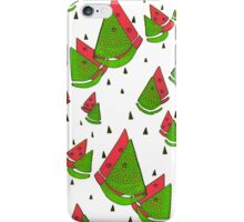 Abstract Watermelon  iPhone Case/Skin