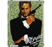 00SNAKE! - Big Bo... nd? iPad Case/Skin
