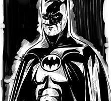 Batman Returns by averagejoeart