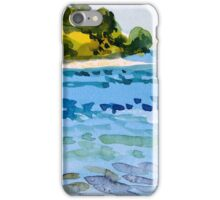 The Swan River at Bicton iPhone Case/Skin