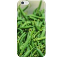 Sea of Green Beans iPhone Case/Skin