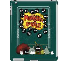 Makkuro Bobble iPad Case/Skin