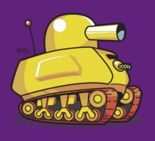 Happy Tank by benitez