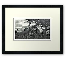 In Decay - www.jbjon.com Framed Print