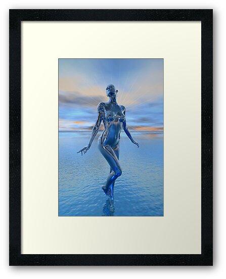 Transcension By Devine Light by Lisa  Weber