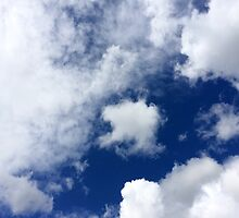 Is there anything fluffier than a cloud? by CreganJ