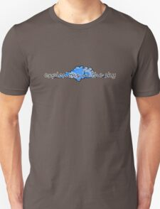 Explosions in the Sky   Cloud Design (Basic) Unisex T-Shirt