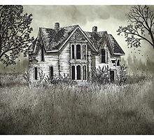 Abandoned Guyitt House - www.jbjon.com by Jonathan Baldock