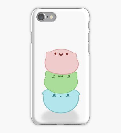 Dango Kitties iPhone Case/Skin