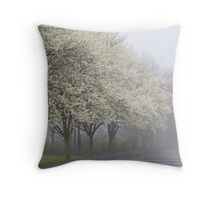 Spring Vision Throw Pillow