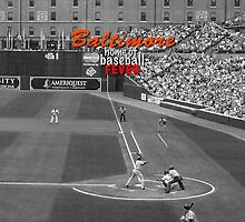 Baltimore Home of Baseball Fever by don thomas