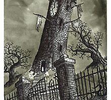 Clock Tower - www.jbjon.com by Jonathan Baldock