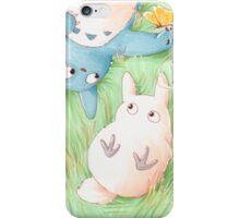 Totoro Lazy Day ! [UltraHD] iPhone Case/Skin