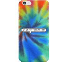 Um, Ur Not Hannah Hart iPhone Case/Skin