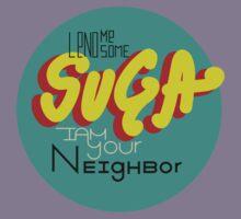 Lend me Some Suga Kids Tee