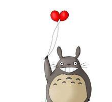 My love Totoro ! by Paul Gautier