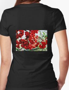 Berries 2 Womens Fitted T-Shirt