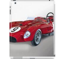 1958 Ferrari 250GT Testa Rossa V 'Studio' iPad Case/Skin