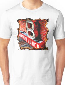 B is for Burn Unisex T-Shirt