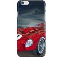 1958 Ferrari 250GT Testa Rossa V iPhone Case/Skin