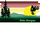 Ride Oregon by GrumpyDog