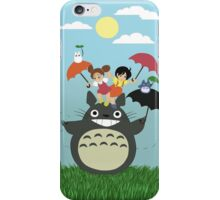 My Totoro Family ! [UltraHD] iPhone Case/Skin