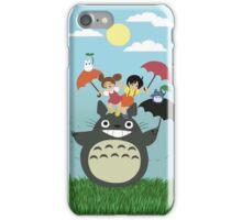 My Totoro Family ! [UltraHD] iPhone Case/Skin