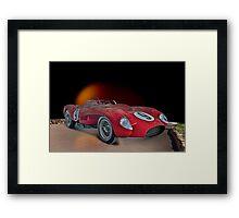 1958 Ferrari 250GT Testa Rossa III Framed Print