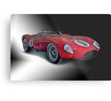 1958 Ferrari 250GT Testa Rossa III 'Studio' Metal Print
