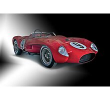 1958 Ferrari 250GT Testa Rossa III 'Studio' Photographic Print