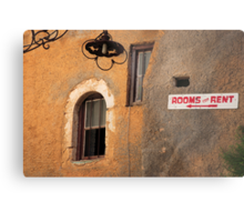 Rooms For Rent Metal Print