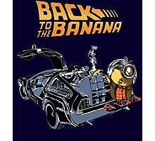 Back To The Banana Photographic Print