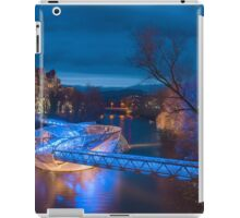 Artificial island iPad Case/Skin